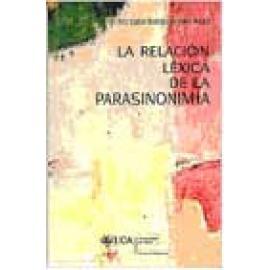 La relación léxica de la parasinonimia - Imagen 1