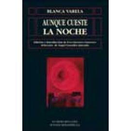 Aunque cueste la noche. Premio Reina Sofía de Poesía Iberoamericana - Imagen 1