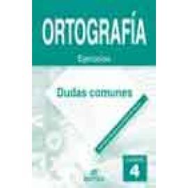 Cuaderno de Ortografía 4. Dudas y casos comunes - Imagen 1
