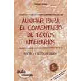 Auxiliar para el comentario de textos literarios - Imagen 1