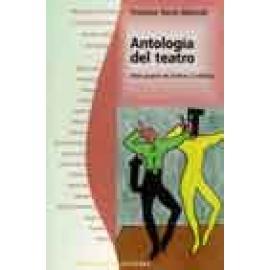 Antología del teatro. Para grupos de jóvenes y talleres - Imagen 1