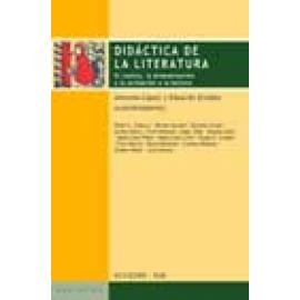 Didáctica de la literatura. El cuento, la dramatización y la animación a la lectura - Imagen 1