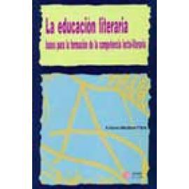 La educación literaria. Bases para la formación de la competencia lecto-literaria - Imagen 1