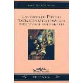 Las voces de Proteo. Teoría de la lírica y práctica poética en el Siglo de Oro - Imagen 1