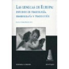 Las lenguas de Europa: estudios de fraseología, fraseografía y traducción. - Imagen 1