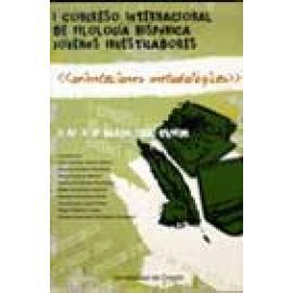 Actas del I Congreso Internacional de Filología hispánica: Jóvenes Investigadores - Imagen 1