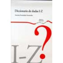 Diccionario de dudas I - Z. - Imagen 1
