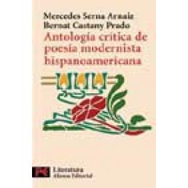 Antología crítica de poesía modernista hispanoamericana - Imagen 1