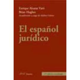 El español jurídico - Imagen 1