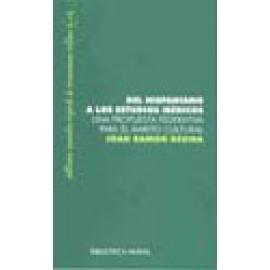 Del hispanismo a los estudios ibéricos. Una propuesta federativa para el ámbito cultural - Imagen 1