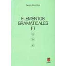 Elementos gramaticales. 3 vols. - Imagen 1