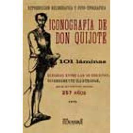 Iconografía de Don Quijote. Facsímil - Imagen 1