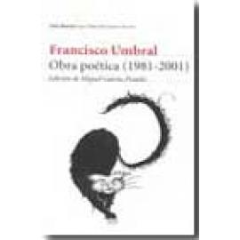 Obra poética (1981-2001) - Imagen 1