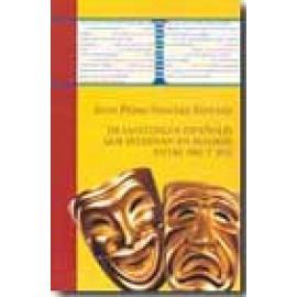 Dramaturgos españoles que estrenan en Madrid entre 1965 y 1975 (2 Vols.) - Imagen 1