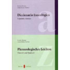 Diccionario fraseológico. Español y Alemán - Imagen 1