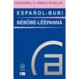 Diccionario español-bubi / bubi-español - Imagen 1