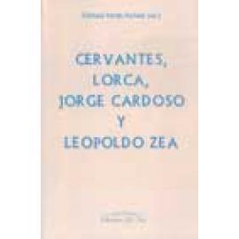 Cervantes, Lorca, Jorge Cardoso y Leopoldo Zea - Imagen 1