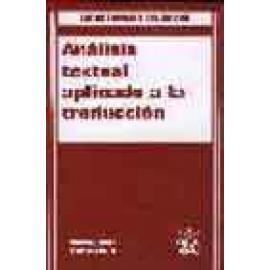Análisis textual aplicado a la traducción - Imagen 1