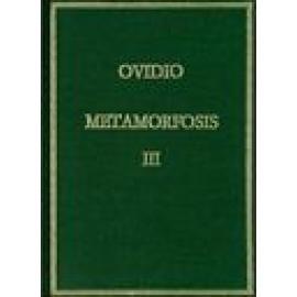 Metamorfosis. Vol. III: (Lib. XI-XV) - Imagen 1
