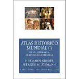 Atlas histórico mundial I. De los orígenes a la Revolución francesa - Imagen 1