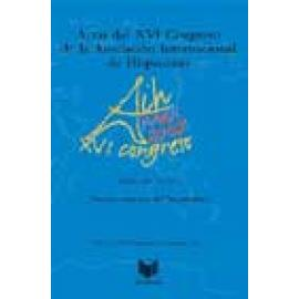 Actas del XVI Congreso de la Asociación Internacional de de Hispanistas. Nuevos caminos del hispanismo. libro+CD - Imagen 1