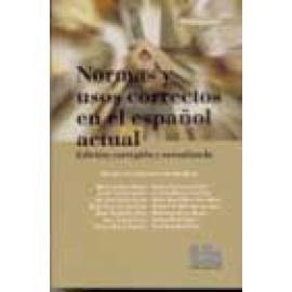 Normas y usos correctos en el español actual - Imagen 1