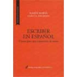 Escribir en español. Claves para una corrección de estilo - Imagen 1