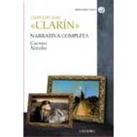 Estuche Clarín I y II. Novelas y cuentos completos