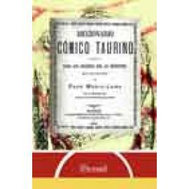 Diccionario cómico taurino. Facsímil - Imagen 1