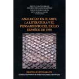 Analogías en el arte, la literatura y el pensamiento del exilio español de 1939 - Imagen 1