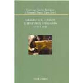 Gramática, canon e historia literaria (1750 y 1850) - Imagen 1