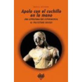 Apolo con el cuchillo en la mano. - Imagen 1