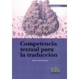 Competencia textual para la traducción - Imagen 1