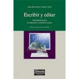 Escribir y editar. Guía práctica para la redacción y edición de textos - Imagen 1
