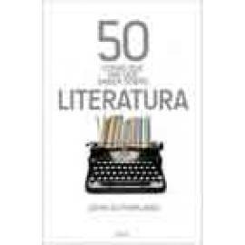 50 cosas que hay que saber sobre literatura - Imagen 1