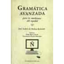 Gramática avanzada para la enseñanza del español - Imagen 1
