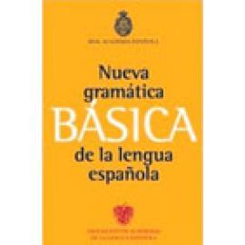 Nueva gramática básica de la lengua española - Imagen 1