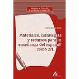 Materiales, estrategias y recursos para la enseñanza del español como 2/L - Imagen 1