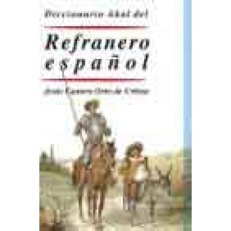Diccionario del Refranero español
