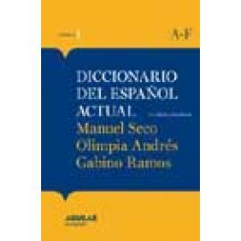 Diccionario del español actual. 2 vols. - Imagen 1