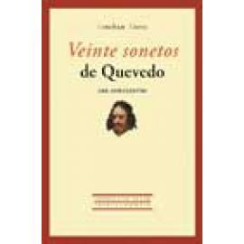 Veinte sonetos de Quevedo. Con comentarios - Imagen 1