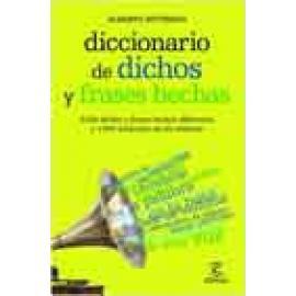 Diccionario de dichos y frases hechas - Imagen 1