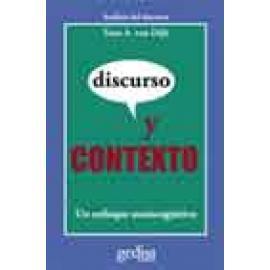 Discurso y contexto. Un enfoque sociocognitivo - Imagen 1