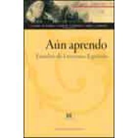 Aún aprendo. Estudios de Literatura Española - Imagen 1
