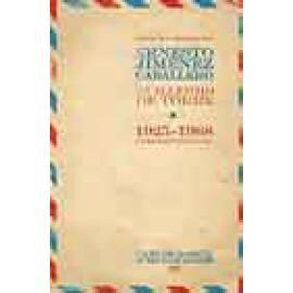 Gacetas y meridianos. Correspondencia Ernesto Giménez Caballero / Guillermo de Torre (1925-1968) - Imagen 1