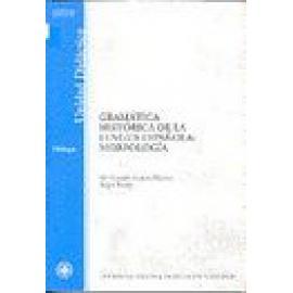 Gramática histórica de la lengua española: morfología. - Imagen 1