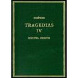 Tragedias. Vol. IV: Electra, Orestes. - Imagen 1