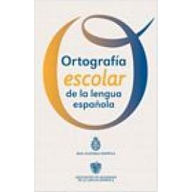 Ortografía escolar de la lengua española. - Imagen 1