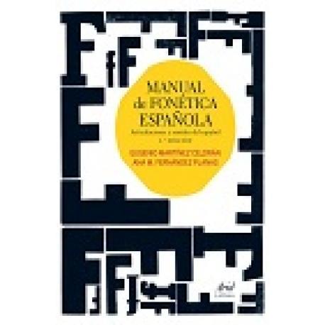 Manual de fonética española