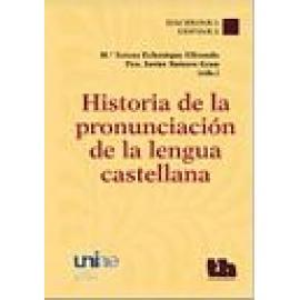Historia de la pronunciación de la lengua castellana - Imagen 1